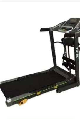 Treadmill elektrik 3 fungsi Best Seller