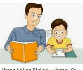 Those parent who want teacher in home for her/his child