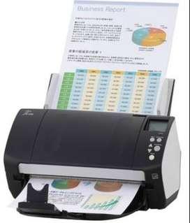 Scanner Fujitsu fi-7160 F4-Legal