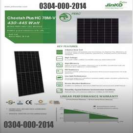 Jinko Solar 400W 25 Year's Warranty