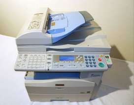 • Standard Legal Size Photocopier added printer and scanner