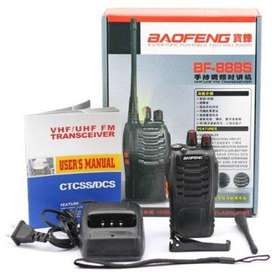ht walkie talkie walki talki ht komunikasi ht baofeng BF888s ht 888 s