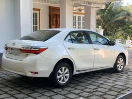Toyota Corolla Altis GL Diesel, 2017, Diesel