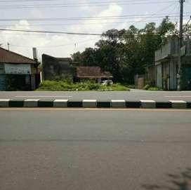 Dijual tanah istimewa murah di jl raya provinsi Jog-Mgl