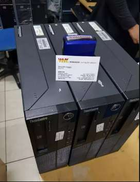 Lenovo M92 series core i5 ram 8gb hdd 500gb dvdrw second