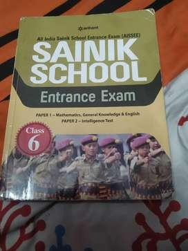 Sainik school book 2021.