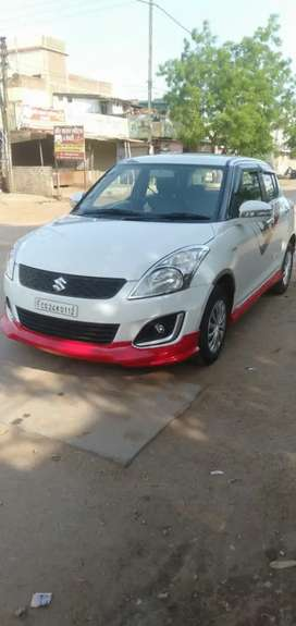 Maruti Suzuki Swift 2017 Diesel 44000 Km Driven