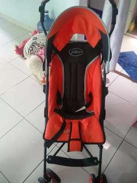 Stroller pliko pemakaian pribadi