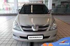 NAG - Toyota Innova Diesel 2.5 G AT Matic 2008 Silver