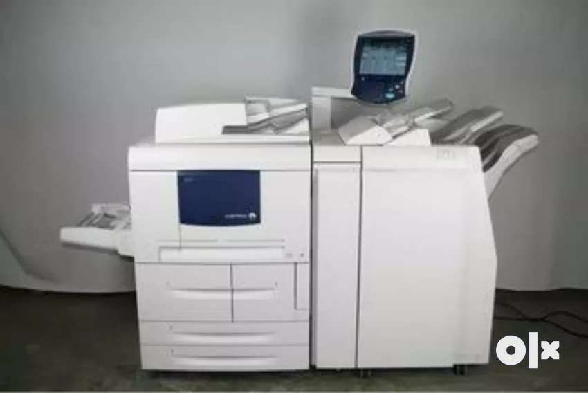 xerox 4112 black and white production 0
