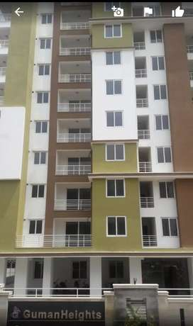 Independent 2 bhk flat for rent in guman height at muhana mandi road..