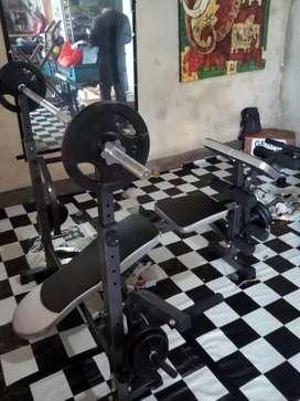 bench press special gym dan fitnes center(ORI)