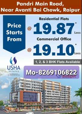 Residential Apartments n Comersial ,Offices