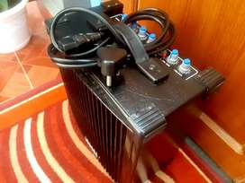 Guitar Amplifier with battery