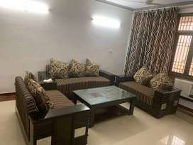 2Bhk Fully Furnished Flat Vip Road 19000/-