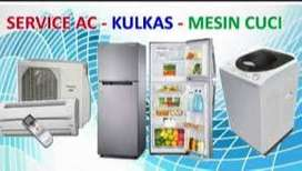 Albar TEhnik Menerima Perbaikan Mesin Cuci & Kulkas