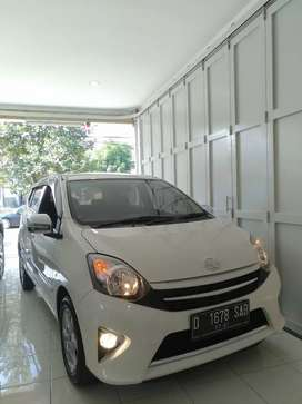 drpd march sirion mirage Lowkm20rb agya 2016 G at putih bandung 2017
