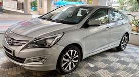 Hyundai Verna 2016 Petrol 95000 Km Driven