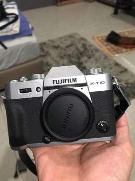 Kamera Fujifilm Xt-10