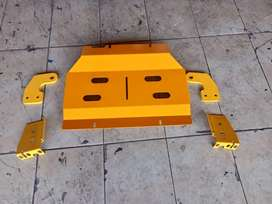 Cover Bawah Mesin & Recovery poin Ford ranger 2012 UP Made Thailand