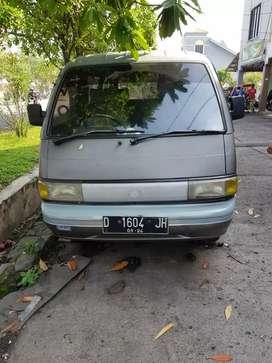 Dijual suzuki futura minibus trooper thn 1994