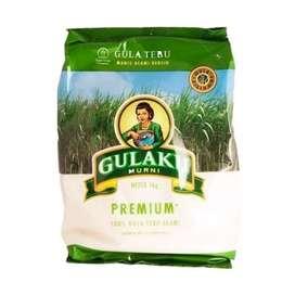 Gula Pasir Merk GULAKU 1 KG