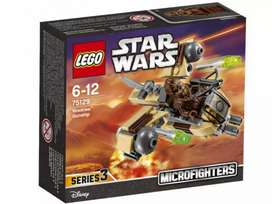 Lego Starwars 75129 Wookie Gunship
