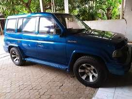 Mobil isuzu panther miyabi sparta