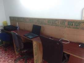 3Seater Computer Table