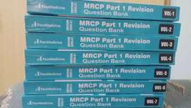 MRCP part 1 (pass medicine 7 volumes)