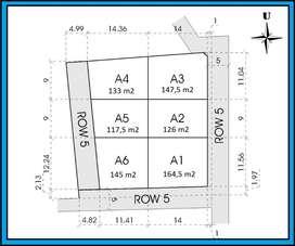 Promo 12x Bayar 0% Tanah Randusari View ROW 5 meter
