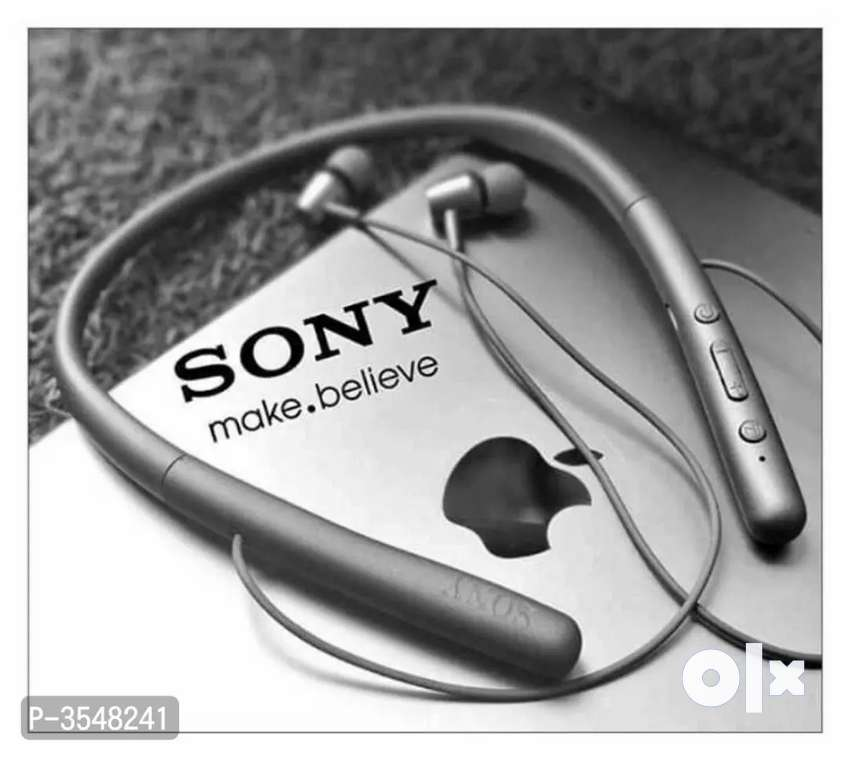 Sony Wireless Bluetooth earphones level U New 0