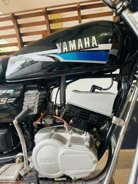 Yamaha RxG 135