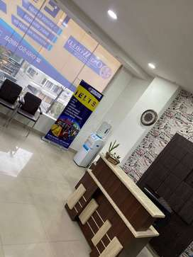 Furnish office space available in pakhowal road reasonable price