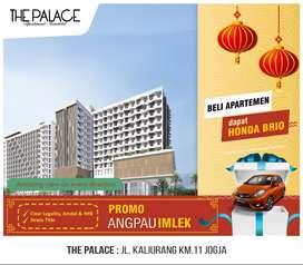 Apartemen 2 Bed Room The Palace Berhadiah Mobil Sambut Imlek Di Yogya