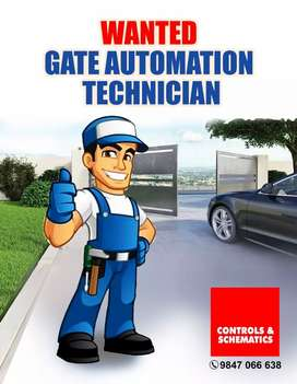 Wanted - Automatic Gate Technicians