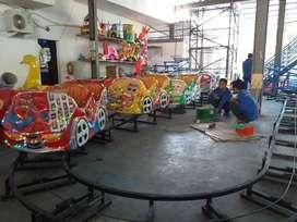 kereta mini coaster DAP mainan excavator