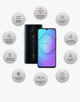 Vivo S1 Pro 8gb ram 128 rom 25 mp front cam back cam 48
