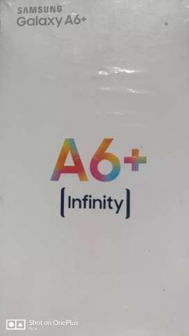 Brand new Samsung A6