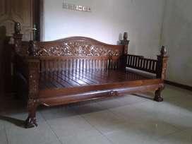Sofa bale teras jati 3o
