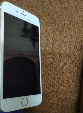 Iphone 6 16gb gold well maintained