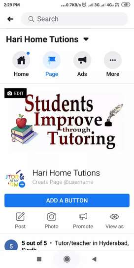 Hari home tuitions
