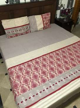 Fancy bedsheets