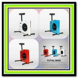 Sepeda statis total bike nano magnetik bike