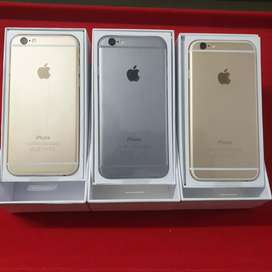 NEW BOX PACK IPHONE 6 128GB