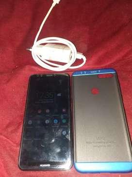 Huawei nova 2 lite mulus bonus softcase