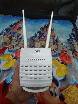 Wireless router VDSL