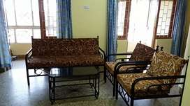 For Rent : 2 BHK Furnished Flat in Vasco, Goa by Owner
