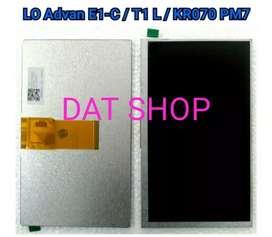 LCD ADVAN E1-C ORIGINAL