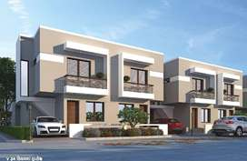 17.75 LACS -3BHK DUPLEX FOR SALE AT DABHOI-AKSHAR COUNTY